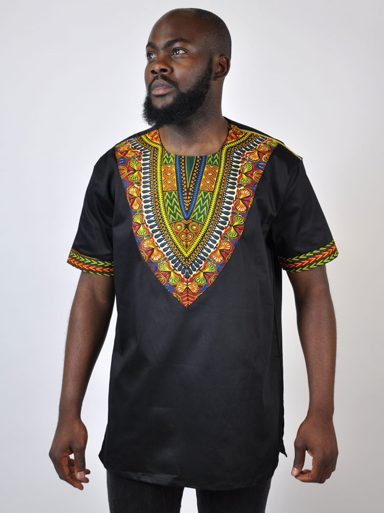 new black african dashiki shirt african clothing store