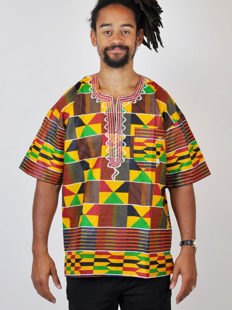 African clothing store