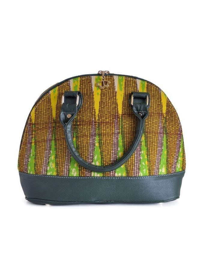 African Print Vocal Bag