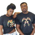 His & Hers Gye Nyame Adinkra Symbol T-Shirt