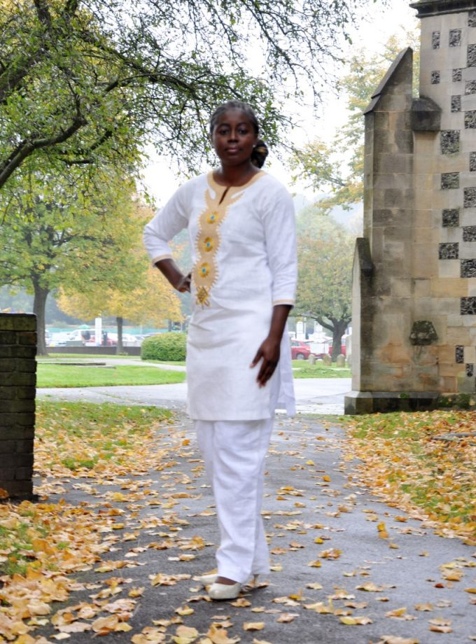 African Embroidery suit for all occasions