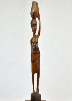 African Tribal Wooden Craft