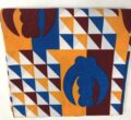 6 Yards VIP Multi African print Ankara fabric