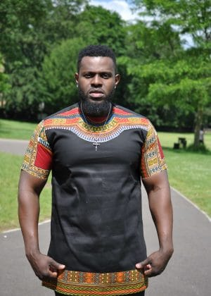 Kojo African Men's Shirt