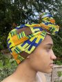 Narki African Print Head Wrap Product Image