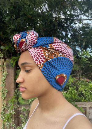 Subra African Print Head Wrap Product Image