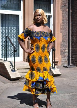 Felica Bodycon Dress