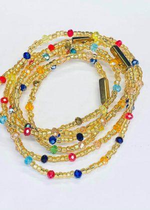 Abiona African Waist Beads