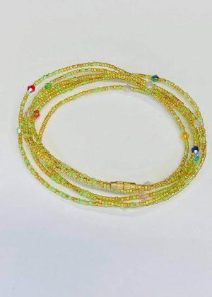 Adah African Waist Beads